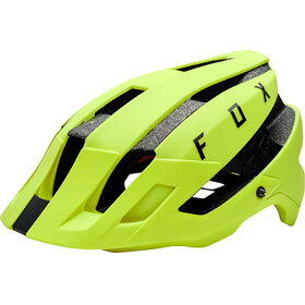 Fox Flux Bike Helmet Men yellow